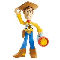 DTS108 Disney Toy Story Talk & Glow Woody Figure Original Item