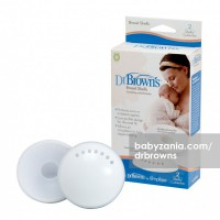 Dr. Brown's Breast Shells 2 Pcs