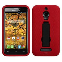 [poledit] Asmyna Symbiosis Kickstand Protector Cover for Alcatel 7024W One Touch Fierce - /7656126