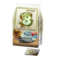 Cereal Nutra 8 Black Sesame Cereal by Gold Choice 525g Murah