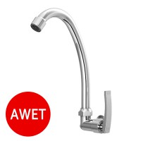 AIR Kran Dapur - Keran Angsa / Kitchen Faucet - Wall Mounted A 5L Z