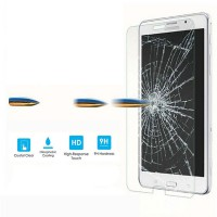 Tempered Glass Andromax A / Temper Glass anti gores kaca - Clear