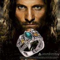 Cincin ARAGORN Film The Lord of The Ring