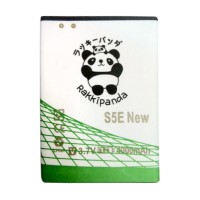 BATTERY BATERAI DOUBLE POWER DOUBLE IC RAKKIPANDA ADVAN S5E NEW 4000mAh