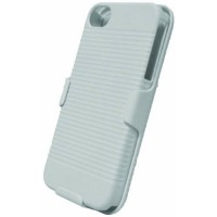 [poledit] Wireless One HHC-IPHONE4-WH Holster Shell Combination - Non-Retail Packaging - W/4788858
