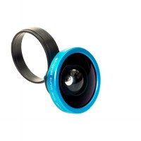 Polaroid Super Wide Angle Lens CW40 - Blue
