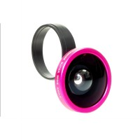 Polaroid Super Wide Angle Lens CW40 - Pink (Limited Edition Color)