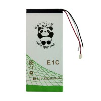 BATTERY BATERAI DOUBLE POWER DOUBLE IC RAKKIPANDA ADVAN TAB E1C 4500mAh