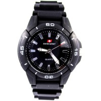 SWISS ARMY casual rubber watch - JT08 - Diameter 3cm