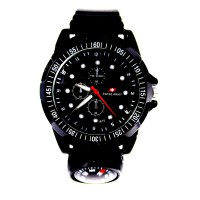 SWISS ARMY casual rubber watch - JT10 - Diameter 3,2cm