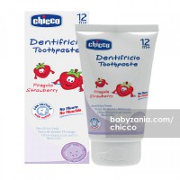 Chicco Toothpaste Dentifricio - Strawberry