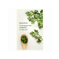 Innisfree It's Real Squeeze Mask - Mugwort