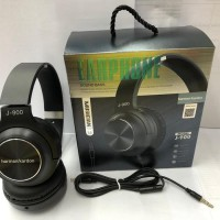 HEADPHONE HARMAN KARDON JBL PLUS MIC J900