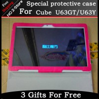 [globalbuy] Fashion protective cover case For Cube U63GT 9.6 inch Tablet PC, For Cube U63 /4146180