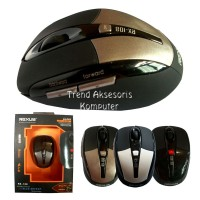 Rexus Mouse Gaming Wireless RX-108