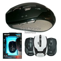 Rexus Mouse Gaming Wireless RX-109