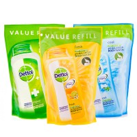 (450ml) Dettol Body wash (Radiance,Reenergize,Sensitive,Skincare,Fresh,Cool,Original,Lasting Fresh)