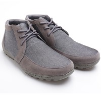 Dr.Kevin Mens Casual Boot Shoes 1033 Grey