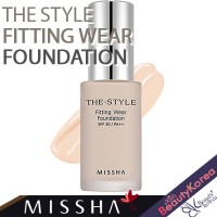 [MISSHA] The Style Fitting Wear Foundation SPF 30/PA+++