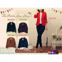 Blazer Two Pouches Basic (BIG SALE) SJ0003