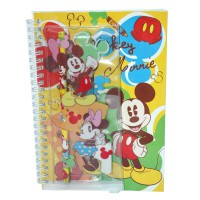 DISNEY MICKEY DIARY SET - MC06030ST