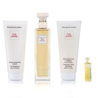 Elizabeth Arden 5th Avenue Gift Set isi 4 - 125 ml