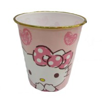 Tempat / Tong Sampah Hello Kitty Pink