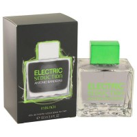 [Antonio Banderas] Electric Seduction in Black/100ml/EDT/Man