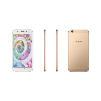 OPPO F1S 3/32GB+FREE FLIP COVER ORY+MMC 16GBN(RESMI) GOLD&ROSE GOLD