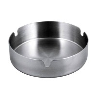 Asbak Stainless Ashtray 9cm Cookville