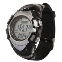 Jam Tangan Pria Spovan FX704 Sport Watch for Fishing Forecast Outdoor Traveling Grey