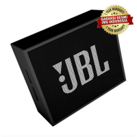 JBL GO Portable Bluetooth Speaker Original - Hitam / Speaker Berkualitas / Speaker Mini / Super bass