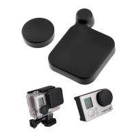 Housing Case Cover Plus Lens Cap Cover Go Pro Hero 3/3+ Action Camera