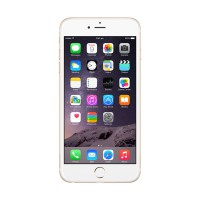 Apple iPhone 6 Gold Smartphone [128GB/Garansi Resmi]