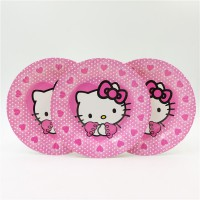 Piring Karakter Hello Kitty