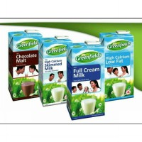 Greenfield uht 1000 ml 3 pack