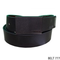 Mens Belts Semi Kulit Hitam – BELT 777