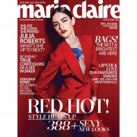 [SCOOP Digital] marie Claire Malaysia / JAN 2014