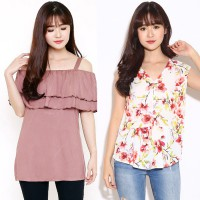 ONB Women Cocoon Blouse
