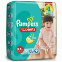 Pampers dry pants XXL 12
