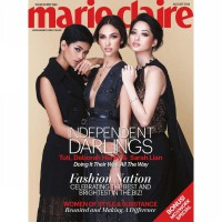 [SCOOP Digital] marie Claire Malaysia / AUG 2014