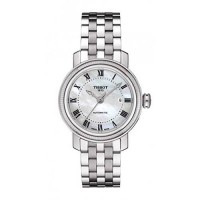 [poledit] Tissot Bridgeport Automatic White Mother of Pearl Dial Stain/13606115
