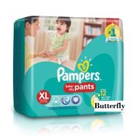 Pampers Baby Dry Pants - XL22