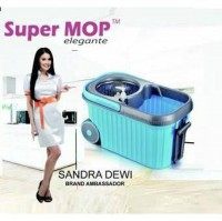 Super Mop Bolde Original New Elegante