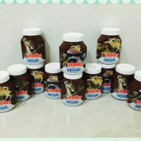 nutella 1kg ( 1000 gram ) thema ice age - import italia