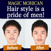 [MAGIC MOHICAN] 10minutes New Easy Styling! Mens Must-have New Hair Styling