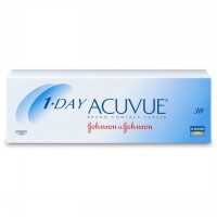 1 Day Acuvue Moist - Made in USA (Softlens PREMIUM Harian) / Rekomendasi Untuk Mata Sensitif