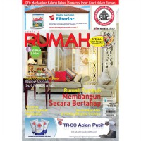 [SCOOP Digital] tabloid RUMAH / ED 272 2013
