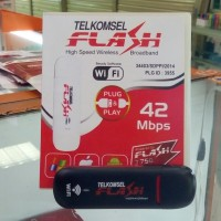 Modem Telkomsel Flash 42Mbps Unlock All GSM Support Soft Wifi bisa jadi Hotspot
