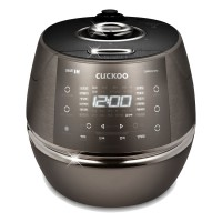 Cuckoo IH Pressure Rice Cooker Full Stainless DHR-0610FD 6Cup English Voice